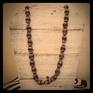 Tribal Beaded Antique Necklace